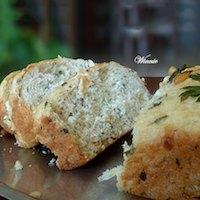 Tabbouleh Herb Bread
