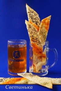 Lavash Crackers