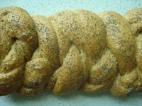 Braided Whole Wheat Challah