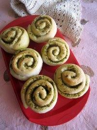 Spiral Mint Rolls