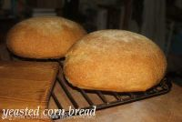 Yeasted Corn Bread