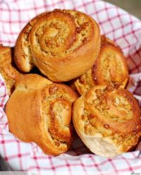 Walnut-Honey-Swirls