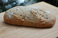 Malt Grain Wild Yeast Sourdough