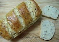Caraway, Melon And Flax Seed Loaf
