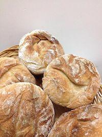 2 Sourdoughs With Amaranth Flour