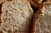 Wholemeal Bread With 17hrs Pre-fermented Dough