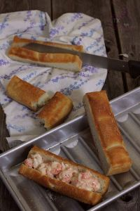 Sourdough New England Lobster Roll