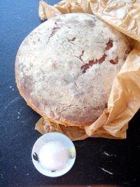 Honey Sourdough Bread