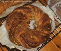 Banana Cinnamon Russian Braid