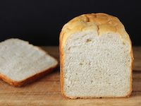 Bread Machine Buttery Bread