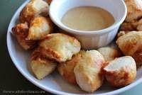 Cheddar Soft Pretzel Bites