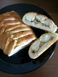 Apple Cinnamon Braided Bread