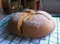 Hummus Bread