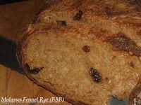Molasses Fennel Rye (BBB)