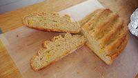 Sweetcorn Rye Loaf