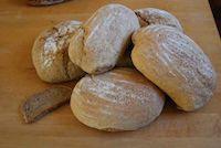 Wheat-Potato Bread