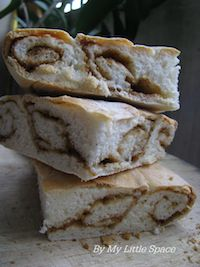 Lebanese Sweet Nuts Bread