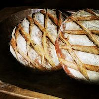 Miche With 20% Spelt