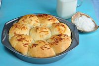 Pani Popo: Samoan Coocnut Buns