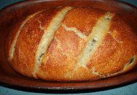 Green And Black Sourdough Bread