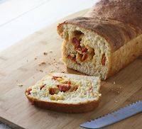 Pepperoni Cheese Bread