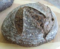 Black Cocoa Spelt Sourdough