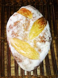 White Bread With Commercial Yeast