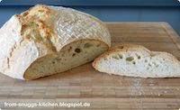 Brot Mit Haferflocken - Bread With Oatflakes
