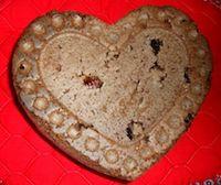 Dark Cherries And Cocoa Sourdough Rye Bread