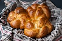 Greek Easter Bread