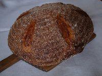 Baked Potato & Onion Seed Bread