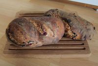 Johannisbeer-Brot