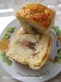 Whole Apple Bread