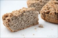 Finnish Barley Bread