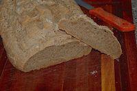 Rye Sourdough Loaf