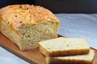 Cheddar Scaillion Bread