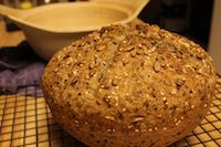 Multi-grain Sourdough Spelt In A Pot