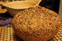 Multi-grain Sourdough Spelt In A Pot