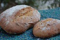 Light Rye Loaf (20%)