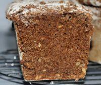 Vollkornbrot Or 100% Rye Bread