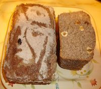 Mishmash Rye Sourdough Loaves