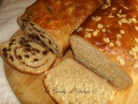 Multigrain Breads: Raisin-Swirled & Honey Wheat