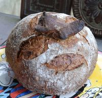 Mookie's Hot Chocolate Potato Sourdough