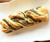Braided Pesto Bread