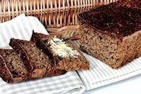 Hanne Risgaard's Danish Rye Bread