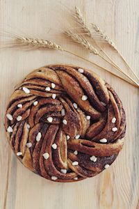 Russian Rose Bread