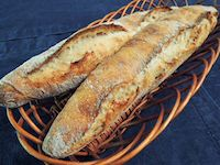 Sourdough Gosselin Baguette Tradition