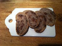 Walnut Bread With Wild Yeast