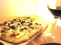 Authentic Italian Pizza Crust