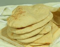 Wholemeal Pita/ Turkist Pita Bread